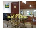Jual Cepat! Harga Di Bawah Pasar - Apartemen Grand Setiabudi 2BR Bandung Furnished Murah!