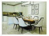 Jual/Sewa apartemen 1Park Avenue Tower Hamilton 2+1BR & 3BR Fully Furnished