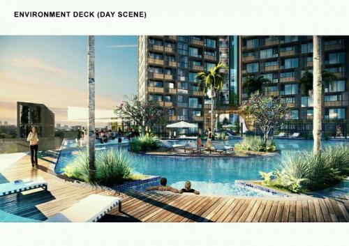 Jual Apartemen Cambio Loft Studio/1BR/2BR/3BR Pemilik Langsung