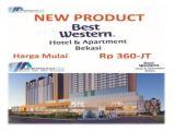 Best Western Hotel dan Apartemen
