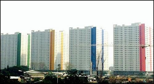 Dijual Apartemen Green Pramuka City Tower Faggio 2 Br Semi Furnished Sunset View 48366