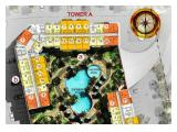 Jual Apartemen Puri Orchard Tower Orange Groove Tipe Studio 26 m2 (430 Juta Net) Lantai 31 View Swimming Pool