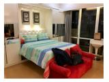 Nicely Done Fully Furnished 33 m2 Studio Apartment @Ambassade Residence Kuningan