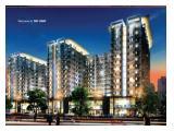 Signature Park Grande, 2BR - 43m2, view City, unfurnished, Harga Murah!