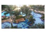 Jual 2BR Full Furnished - Apartemen Green Palace Kalibata City Tower Palem - View Kolam Lantai Middle
