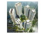Jual Apartemen Taman Anggrek Residences Cicilan 8,5 JUTA/bln