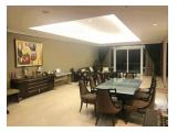 Dijual Kempinski Apartment with 3 bedrooms, Fully Furnished