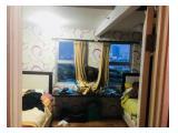 Jual Cepat murah 3+1 kamar Lantai 9 Furnish view kolam