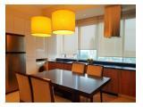FOR SALE Kemang Mansion Apartemen (2 BR, size 145 m2), Fully Furnished & Negotiable Price