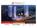 PESONA CITY DEPOK ( TANPA DP INSTALMENT 60BULAN )