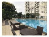 Dijual town house apartemen cosmo park thamrin 3+1 BR semifurnished