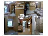 Di jual cepat apartement mediterania 2 Tanjung Duren podomoro city - 2BR