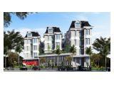 Apartemen 1 Bed Room di Jantung Jakarta Selatan di bawah 1 M. Bonus Furnish