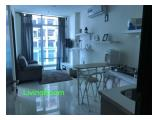 For Sell Apartement Broklyn Alam sutera 1 bedroom Full Furnish and Cheap