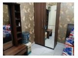 Di jual, apartment Aeropolis Residence, Full Furnished! BU. Dekat bandara Soekarno Hatta. (Sedang tersewa 2jt per bulan)