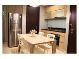 Dijual Apartment Sky Garden Setiabudi, Jakarta Selatan - 2 BR 79 m2 Fully Furnished