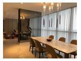 Di Jual & Di Sewakan Apartemen Casa Domaine (Shangri-La Hotel Area) – 2, 3 BR Brand New Luxury Furnished
