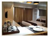 Dijual Apartemen Student Park Yogyakarta, Full Furnished Dan Dibantu Pengelolaan Sewa