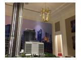 Jual Apartemen St. Regis Residences Kuningan - 3/4  BR Brand New