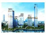 57 Promenade Apartment Last Land in Thamrin, Mixed Use Complex