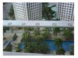 Jual Apartemen City Loft Sudirman Type London 2BR Unfurnished Lantai Sedang View Sudirman & BNI 46