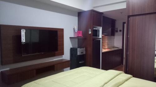 Jual Cepat Apartemen Tamansari Mahogany Karawang Studio New Full Furnished Good Location Investment 56423