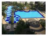 Jual Cepat Type Studio Rafles view Swimpool Apartemen Kalibata City