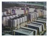 Over kredit/jual apartemen aeropolis dekat bandara Soekarno Hatta Tangerang