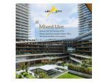 Dijual Apartement Terbaru dan Terbaik di Tebet MT.Haryono Jakarta Selatan - Studio/1/2BR
