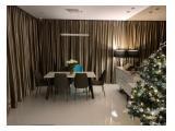 Apartment REGATTA Pantai Mutiara Jakarta Utara Tower London Lantai Mid Floor 2+1KT 130m Full Furnished
