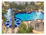 Jual Cepat dan Murah Studio Rafles View Swimpool Apartemen Kalibata City