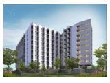 Jual Apartemen Dhika Universe Yogyakarta - Studio 31.4m2 Unfurnished