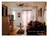 Jual Apartemen Comfy & Unik
