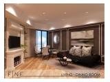 Dijual Apartemen The Mansion Kemayoran Jasmine Tower Bellavista - Furnish by Design Interior