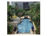 Dijual Anandamaya Residence 150m Brand New 2 BR Rp 9,7 M Good View