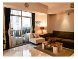 Dijual Unit Baru Renovasi - Apartment Menteng Executive (Type 2+1BR / Size 132 / Full Furnished) NEGO