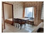 Dijual Cepat Apartemen Sudirman Park Tower B Tipe 3BR Luas 78 m2 Unfurnished