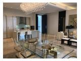 Dijual Apartemen Lavie All Suite @Kuningan 3+1 BR (220 sqm) Brand New