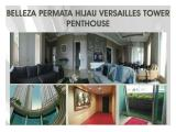 Dijual Penthouse Belleza Permata Hijau - 5BR Fully Furnished With Private Lift - Direct Owner