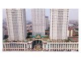 Dijual Cepat BU Apartemen ITC Permata Hijau Luas 137 m2 - 3BR Furnished