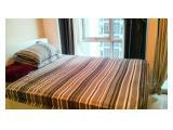 Jual Capitol Park Residence dengan teknologi murphy bed – Tipe Studio di Salemba