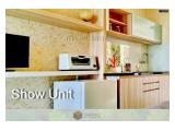 Spring Residence Ciputat Tipe Studio Di Bawah Harga Pasar / Developer