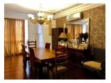 Jual Apartemen Permata Hijau (Gedung Putih) 2 Bedroom Lantai Tinggi Tower 2 Full Parquet Furnished
