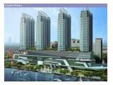 Dijual& DISEWA Condominium Greenbay – Harga Murah, 1 BR / 2 BR / 3 BR, Nego