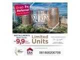 SQ residence developer by Intiland harga mulai 1,5M civilian Mulai 9jutaan/bulan