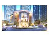 BEST DEAL Taman Anggrek Residences! Unit Condominium terfavorit, 2+1BR. BU CEPAT Berani rugi! Pembeli auto untung, Taman Anggrek, Jakarta Barat