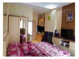 Dijual Apartemen Elpis Residence di Gunung Sahari Jakarta Pusat - Studio Full Furnished