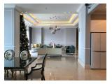 For Sale Apartemen The Raffles Residence at Kuningan Jakarta Selatan – 4+1 BR 470 Sqm Fully Furnished