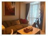 Jual Apartemen Capitol Park Residence Salemba 1 Bedroom Renov Lantai Tengah Tower Sapphire Full Furnished