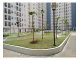 Jual Apartemen Kota Ayodhya Tangerang - 4 BR 39m2 Unfurnished